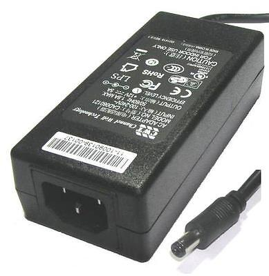 Channel Well Technology PAA060F 12V 5A Adapter  For TVs