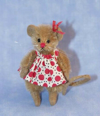 """Deb Canham  """"rosa Mouse"""" Limited Edition  2011"""