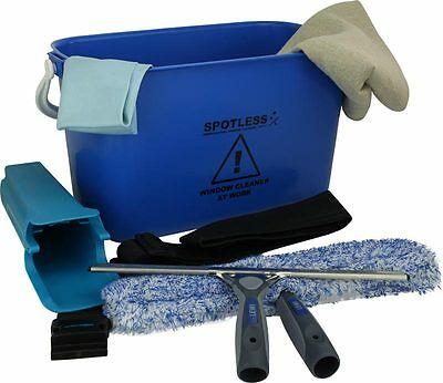 Window Cleaning Professional Set Up Kit