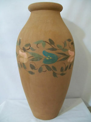 Robinson Ransbottom Pottery Co. RRPCO 1970'S Red Clay Vase #D88