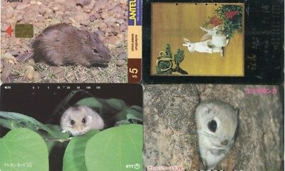 Japon - Japan - Uruguay - Roedores- Rodents- Otro- 1190