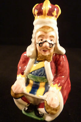 Royal Doulton ALICE IN WONDERLAND KING OF HEARTS BESWIC