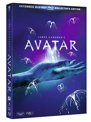 Dvd AVATA 3 Dischi Extended Collector's Edition ....NUOVO
