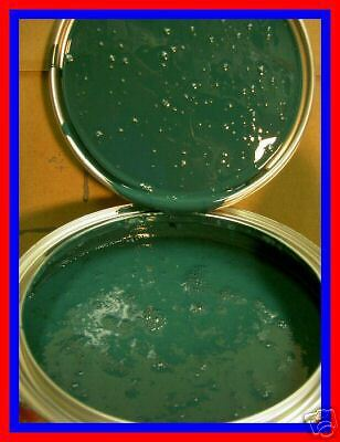 Auto Body Shop Restoration Paint British Racing Green Kit Single Stage Enamel