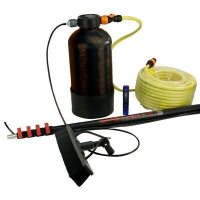 Complete Domestic Water-Fed Window Cleaning Kit
