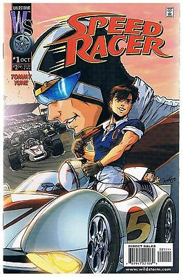 Speed Racer No.1-3 / 1999 Kompl. Serie / Tommy Yune