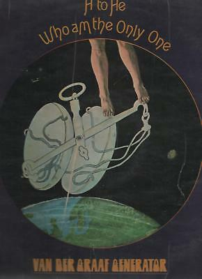 Van Der Graaf Generator- H To He Who Am The Only One Lp