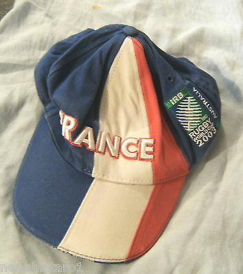 #jj. Rugby Union World Cup 2003 Cap - France