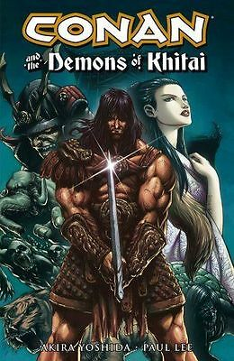 Conan And The Demons Of Khitai (NM)`06 Yoshida/ Lee (TPB)