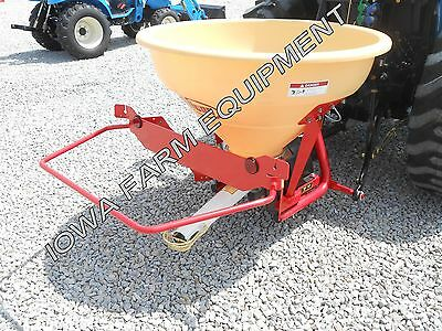 Pendulum Grass Seeder,Fertilizer Spreader,Warm Season Grasses: Vicon PS225, 5Bu
