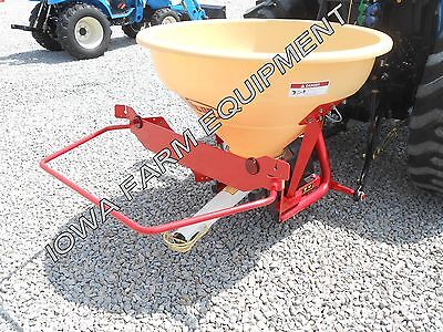 Vicon PS-225 5Bu Pendulum Grass Seeder,Fertilizer Spreader: Warm Season Grasses!