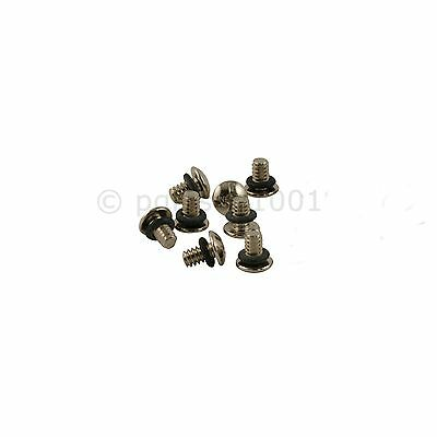 8 x Anti-Vibration Computer Screws 6-32 for Hard Disk - Approx 6mm in length