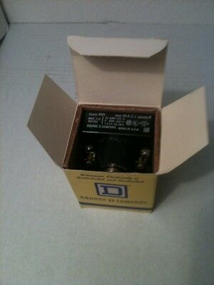 Nos! Square D 10/5A Relay 8501-Co-3S1 8501Co3S1 Ser.a
