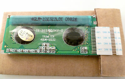 Falcon Trumeter 4GLM12232 Back Lit Graphic LCD Display Module OM0227