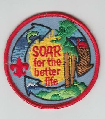 BSA Patch: SOAR for the Better Life