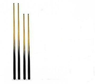 """2 x 36"""" AND 2 x 48"""" POOL CUE. IDEAL FOR JUNIORS"""