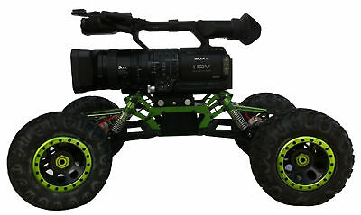 New JonyJib MonsterCam Jr Remote Control Camera Truck