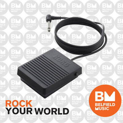 Korg PS3 Single Momentary Foot Pedal Switch PS-3 Sustain - BNIB - Belfield Music