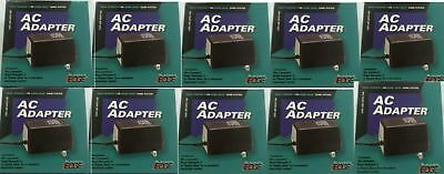 10 LOT NEW AC Power Cord Adapter for Sega Genesis 2