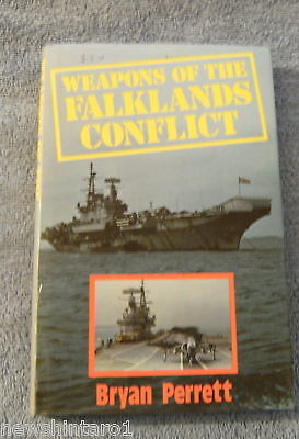 #Xx. Military Book - Weapons Of Falklands Conflict