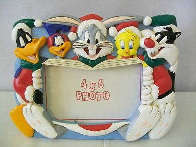 Sylvester & Tweety & Daffy & Bugs & Picture Frame D553
