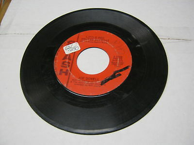 Joe Dowell The One I Left For You/Little Red 45 RPM