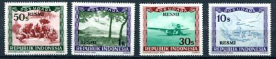 Indonesia 1949 Air Post Officials - Airplanes Mint!