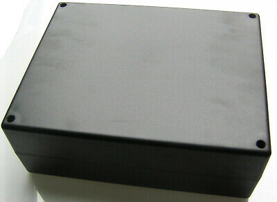 ABS Plastic Electronic Project Box AB1010 240x190x90mm Black or White OL0310
