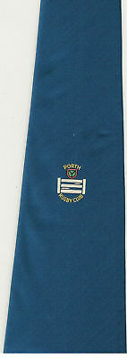 Porth Rugby Club Wales Rugby Tie With Coa Bill Clement