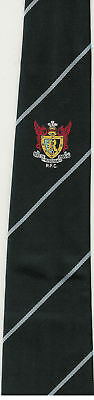 Resolven Rfc Centenary 1885-86 Wales Rugby Tie With Coa
