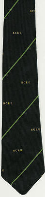 South Canterbury Ru Nz Rugby Tie With Coa Bill Clement
