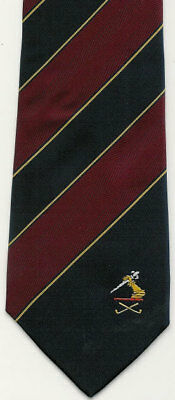 Welsh Academicals Rugby Tie With Coa Bill Clement