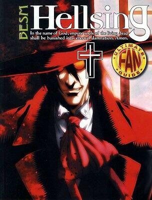 Hellsing Ultimate Fan Guide #2/Besm/RPG/Episode Guide/2003 Kouta Hirano