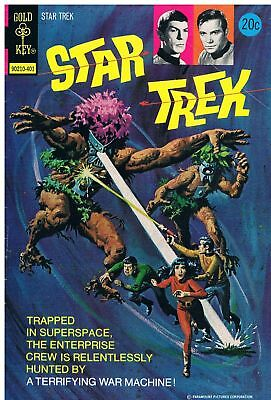 Star Trek No.22 / 1974 Gold Key
