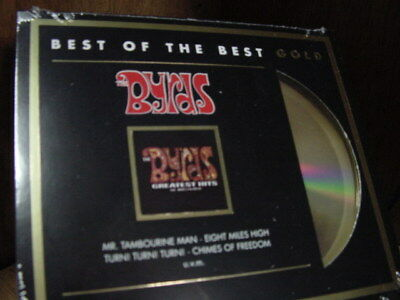 THE BYRDS Greatest Hits by Byrds GOLD SEALED RARE CD