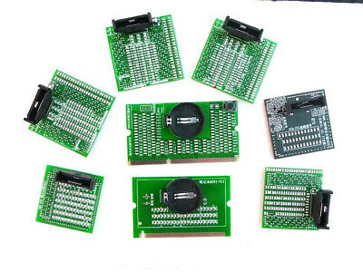 8 x Motherboard Tester Tools with Leds for Laptop CPU