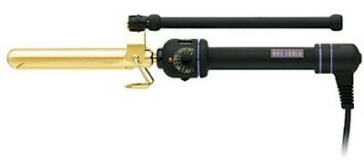 "Hot Tools Professional 5/8"" Gold Marcel Salon Hair Curling Iron 1104 HT1104"