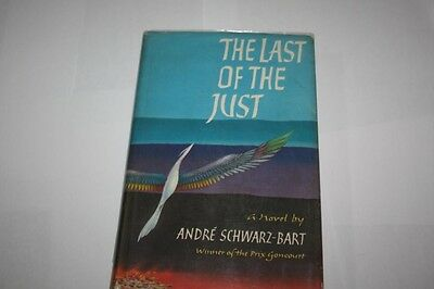 The Last of the Just by Andre Schwarz-Bart ENGLAND JEWS