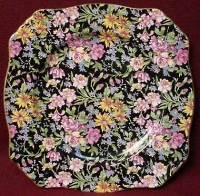 ROYAL WINTON china NANTWICH 291 Square LUNCHEON PLATE