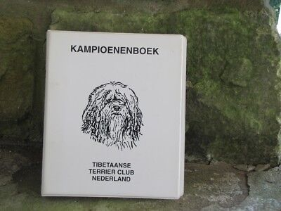Tibetan Terrier Dutch Nederland Champion Book 1995