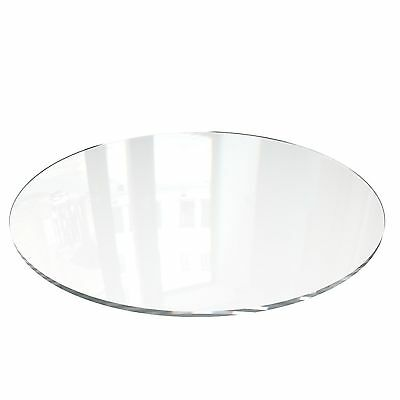 Wedding Cake Board Display Stands - Round Clear Acrylic