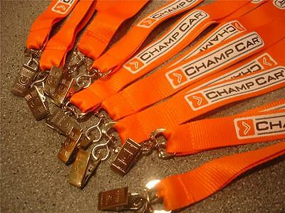 10 INDYCAR CHAMP CAR CART LANYARDS INDY 500 Open Wheel