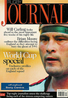 Rugby World Cup 1995 Pre Tournament Publication
