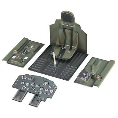 NEW Top Flite Cockpit Interior Kit 1/5 Scale Giant P-47 TOPQ8410