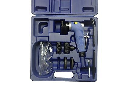 """Astro Pneumatic #3052: 2"""" Air Angle Grinder Kit"""