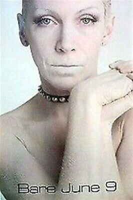 ANNIE LENNOX ~ BARE 19x27 PROMO POSTER Music Eurythmics
