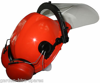 Safety Helmet Pro Expert For Strimmers Brushcutters