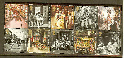 Gb 2003 Commemoratives Unmounted Mint..various Sets