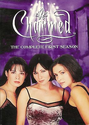 Charmed ~ The Complete First 1st Season ~ 6-Disc DVD Box Set