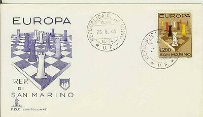 Europa First Day Covers Countries S--Y